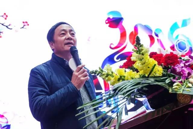 华强电气董事长罗岳华先生致新春贺词